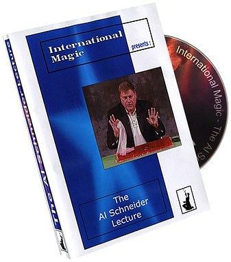 Al Schneider Lecture DVD - magic