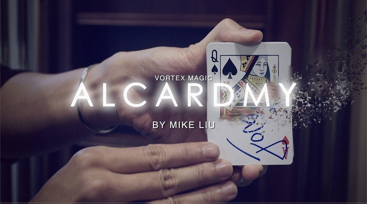 Alcardmy - magic