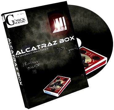 Alcatraz Box - magic
