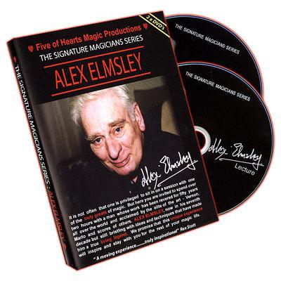 Alex Elmsley Signature Magicians Series - magic