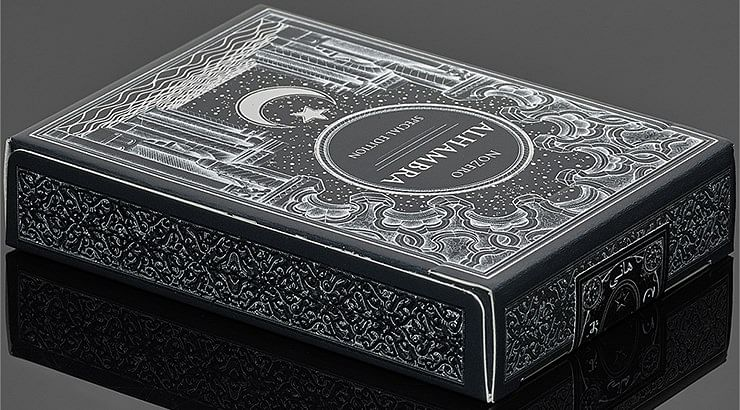 Alhambra Special Edition Playing Cards - magic