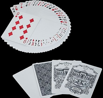 Alhambra Standard Edition Playing Cards