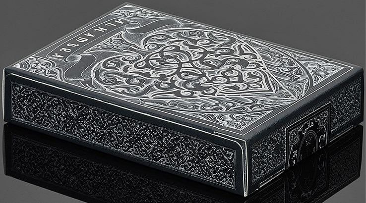 Alhambra Standard Edition Playing Cards - magic