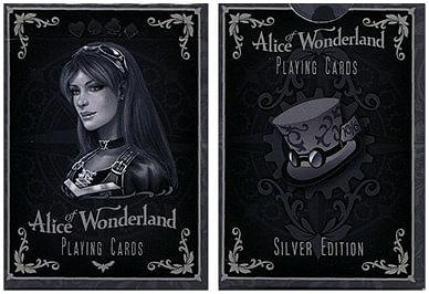Alice of Wonderland (Silver)