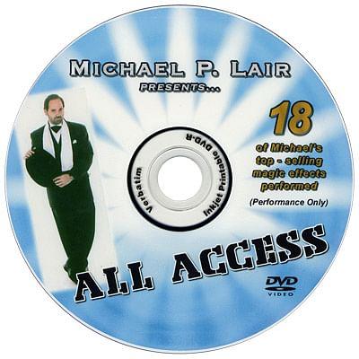 All Access - magic