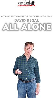 All Alone - magic