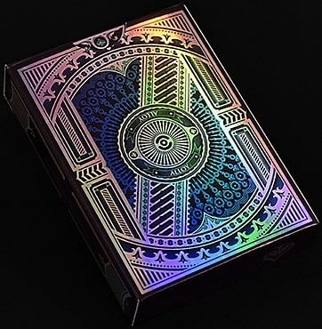 Alloy Cobalt Playing Cards Special Numbered Edition Deck (Blue)