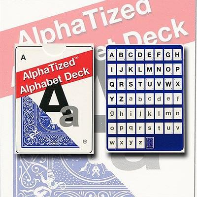 Alphatized MARKED - magic