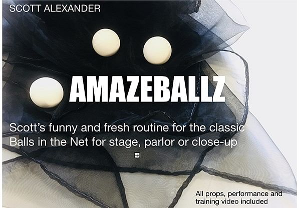 Amazeballz - magic