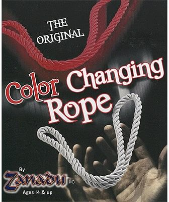 Amazing Color Changing Rope - magic