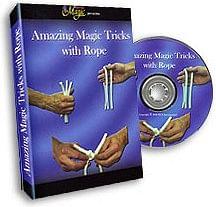 Amazing Magic Tricks with Rope - magic