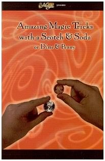Amazing Magic Tricks with Scotch and Soda or Dime and Penny - magic