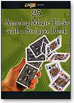 Amazing Magic Tricks with Stripper Decks - magic