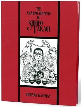 Amazing Miracles Of Shigeo Takagi - magic