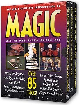 Ammar Trilogy - magic