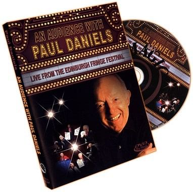 An Audience With Paul Daniels - magic