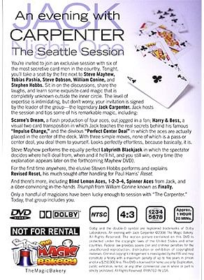 An Evening with Jack: The Seattle Sessions
