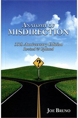 Anatomy of Misdirection - magic