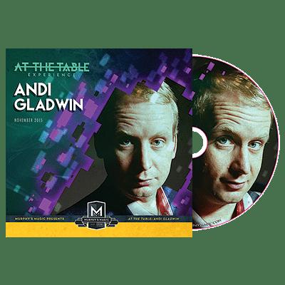 Andi Gladwin Live Lecture DVD - magic