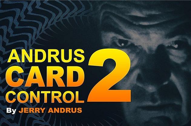 Andrus Card Control 2 - magic