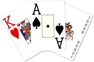 Anglo Deck (Blue)