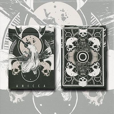 Anicca Deck (Silver) - magic