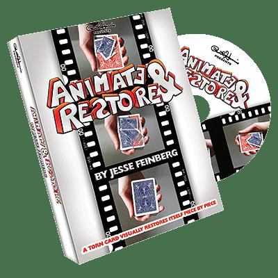 Animate and Restore - magic