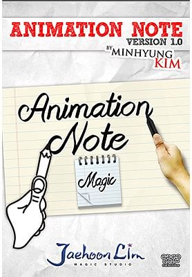Animation Note V1 - magic