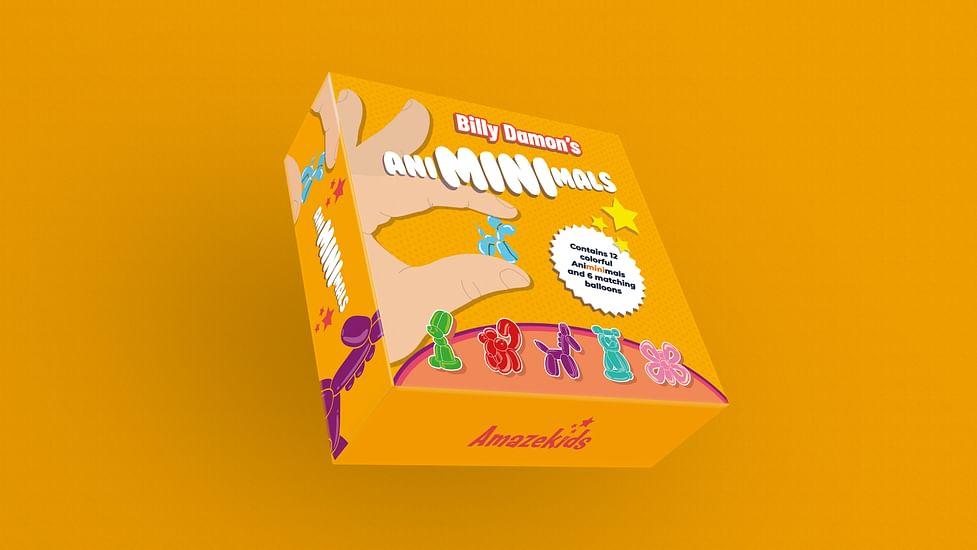 Animinimals - Billy Damon - Vanishing Inc. Magic shop