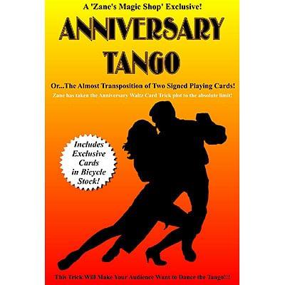 Anniversary Tango - magic