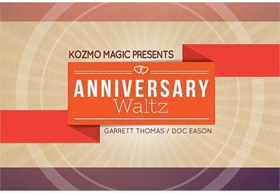 Anniversary Waltz - magic