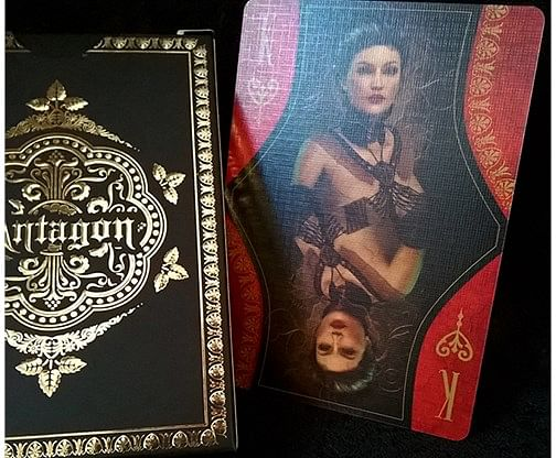 Antagon  Playing Cards