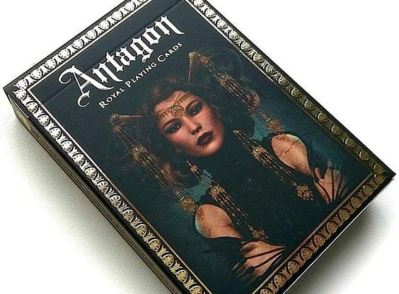 Antagon  Playing Cards - magic