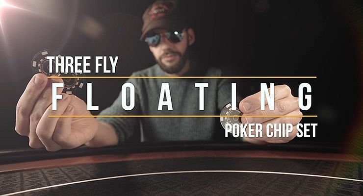 Ante Gravity - Floating 3 Fly Chip Routine