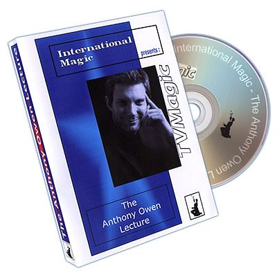 Anthony Owen Lecture DVD - magic