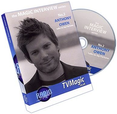 Anthony Owen Talks To Jay Fortune No.2 - magic
