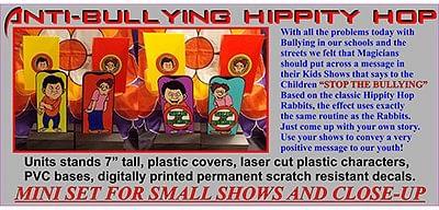 Anti-Bullying Hippity Hops - magic