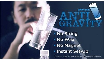 Antigravity - magic