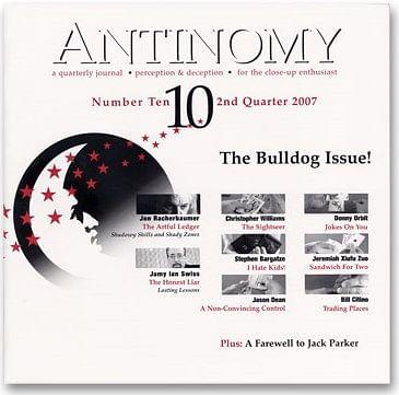 Antinomy Magazine #10 - magic