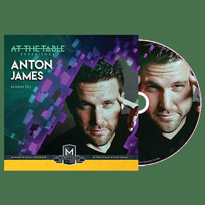 Anton James Live Lecture DVD - magic