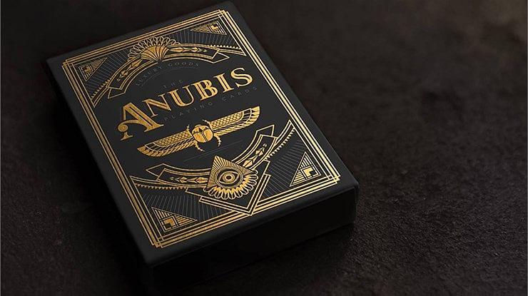Anubis Playing Cards - magic