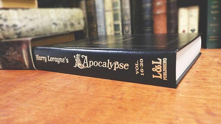 Apocalypse Deluxe 16-20  Volume 4