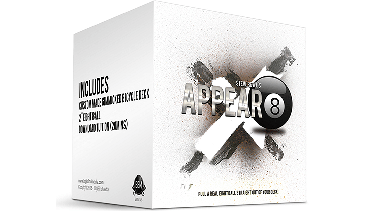 Appear-8 - magic