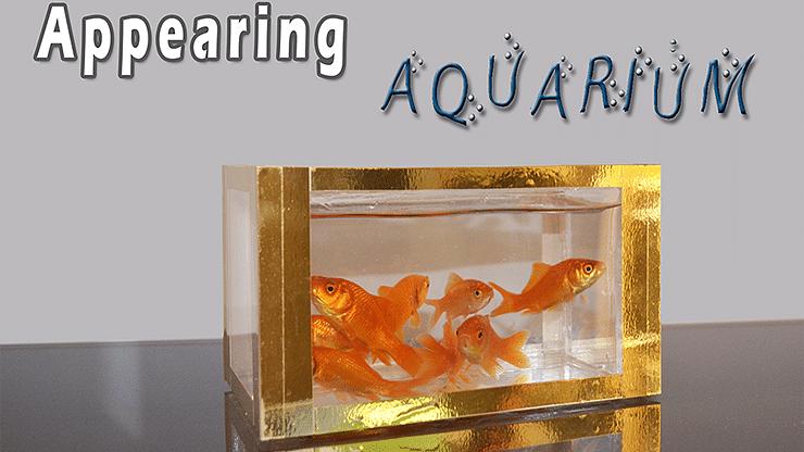 Appearing Aquarium - magic
