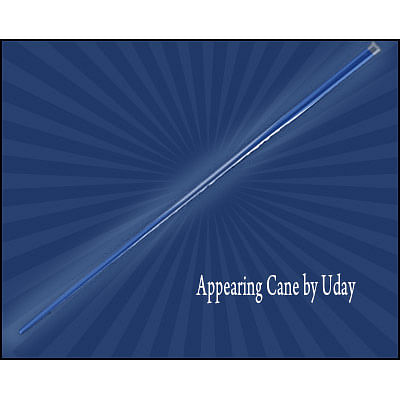 Appearing Cane - Blue - magic
