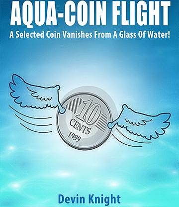 Aqua-Coin Flight - magic
