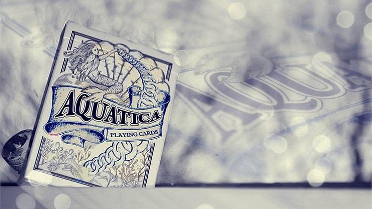 Aquatica Playing Cards - magic