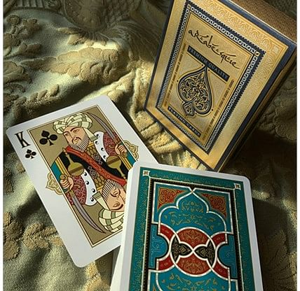 Arabesque Player's Edition Playing Cards