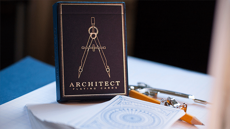Architect Playing Cards - magic