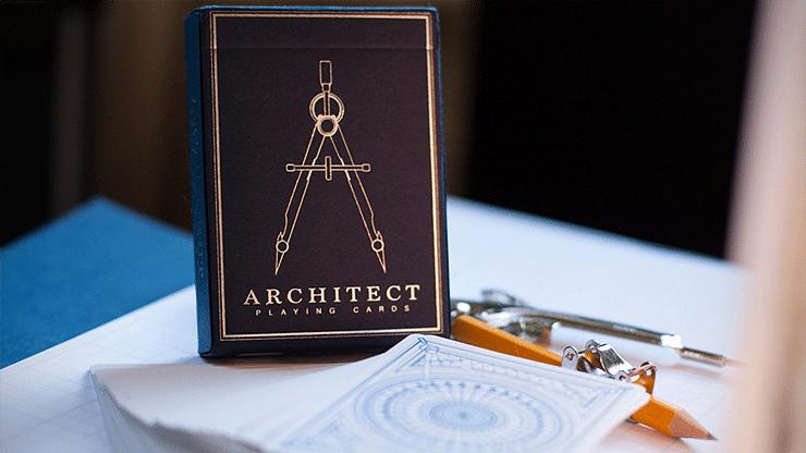 Architect Playing Cards - magic
